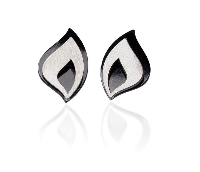 27021-01 TeNo Titanium Earrings