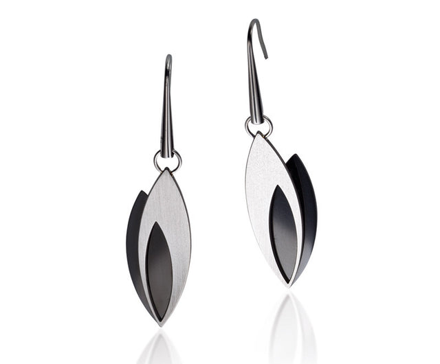 27022-01 TeNo Titanium Earrings