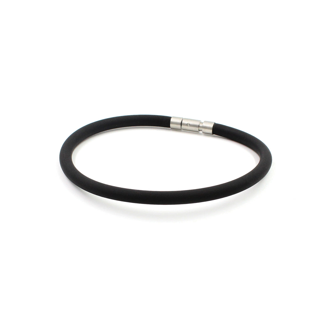 Fine Jewelry Collection: Rubber Bracelet