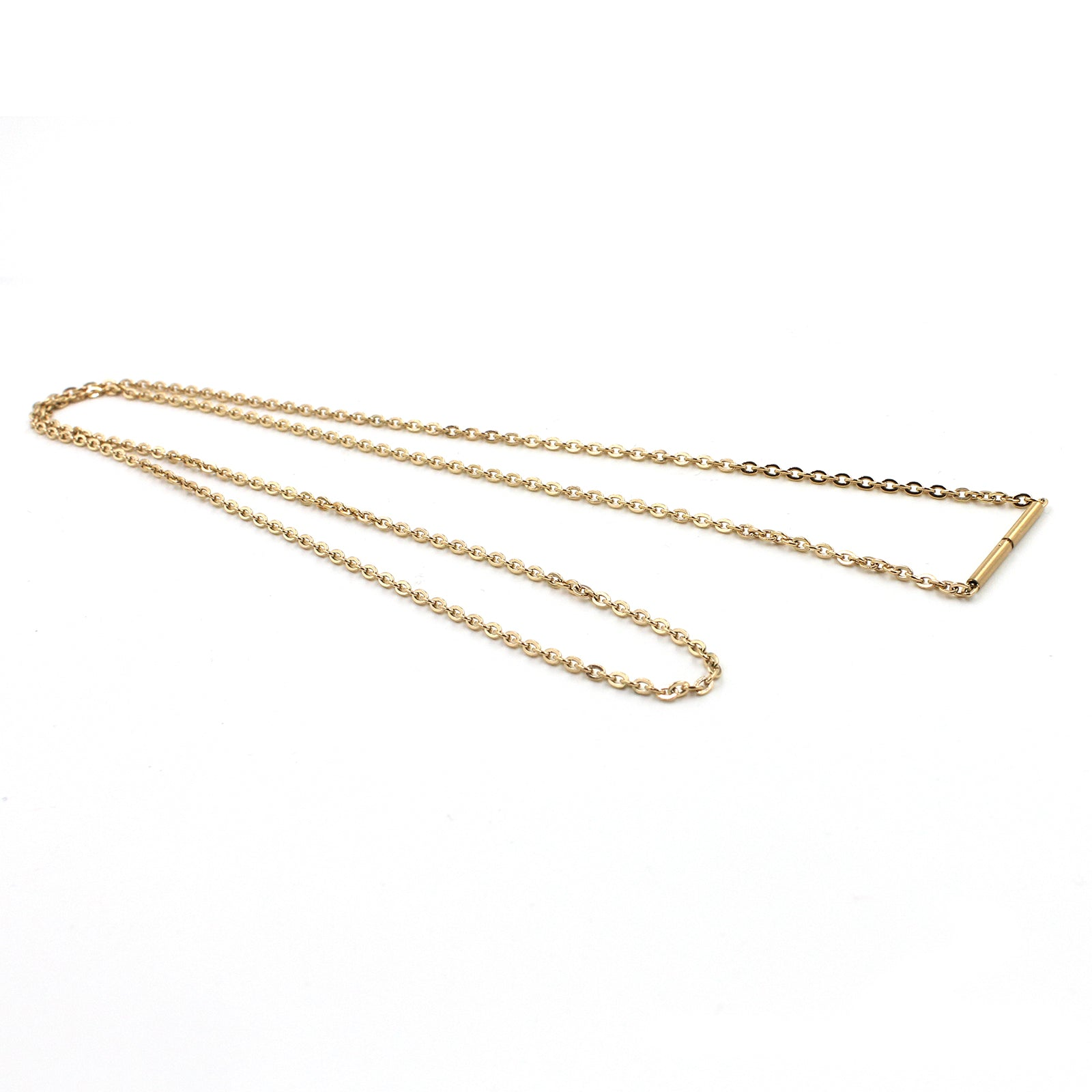 AK6.GO Stainless Steel Gold Plate Chain