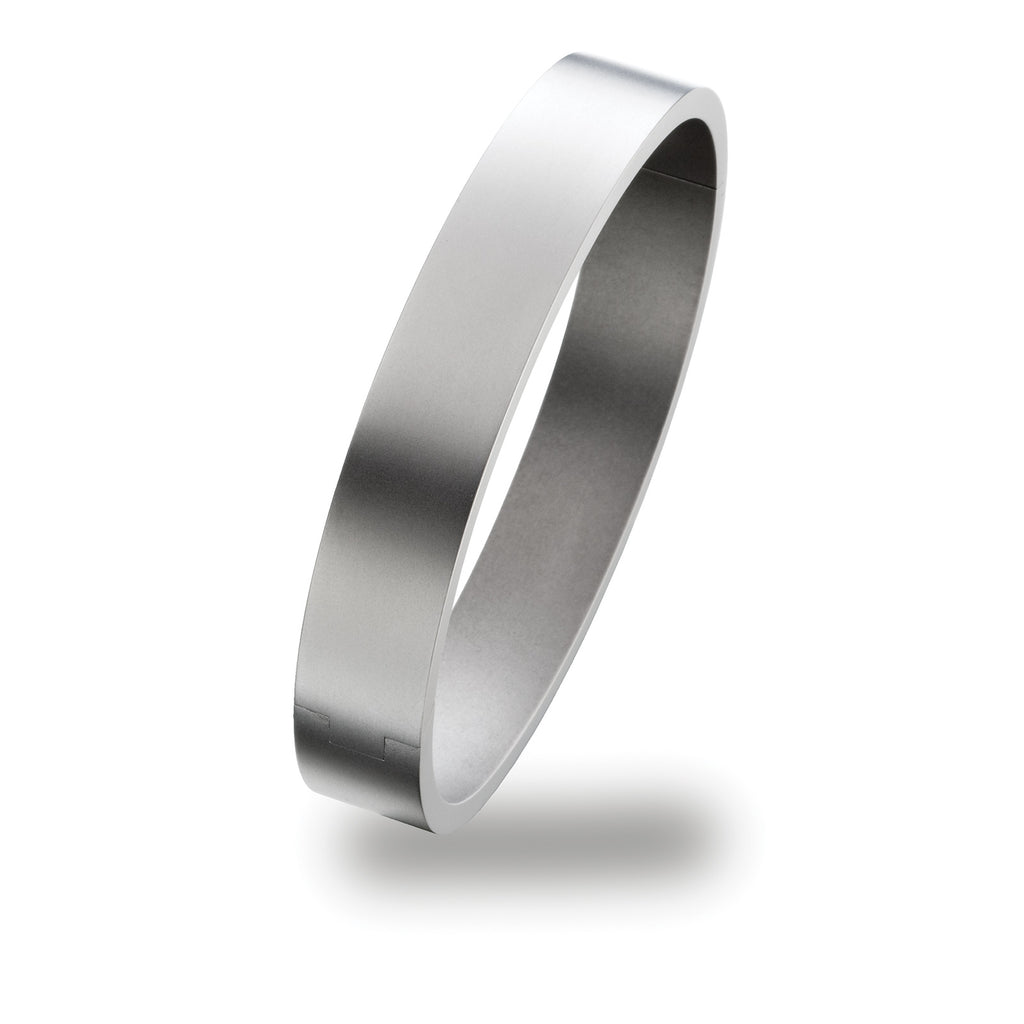 SB60281-01 Stainless Steel Bangle Bracelet