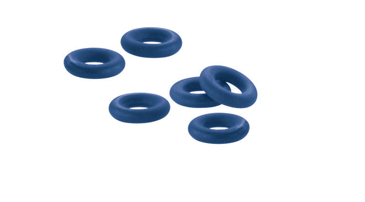 Blue Rubber Stoppers for TeNo YuKoN