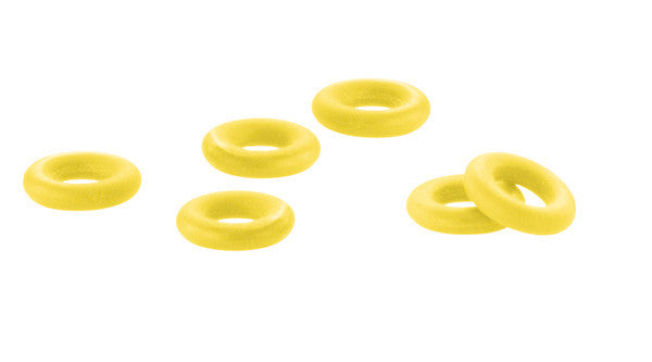 Yellow Rubber Stoppers for TeNo YuKoN