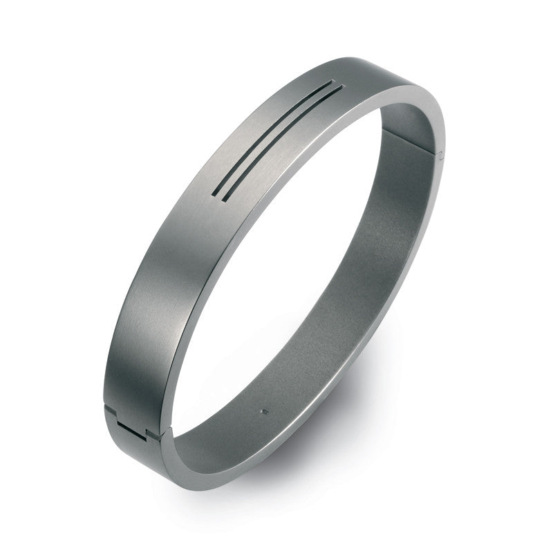 60195-01 Teno Titanium Bangle