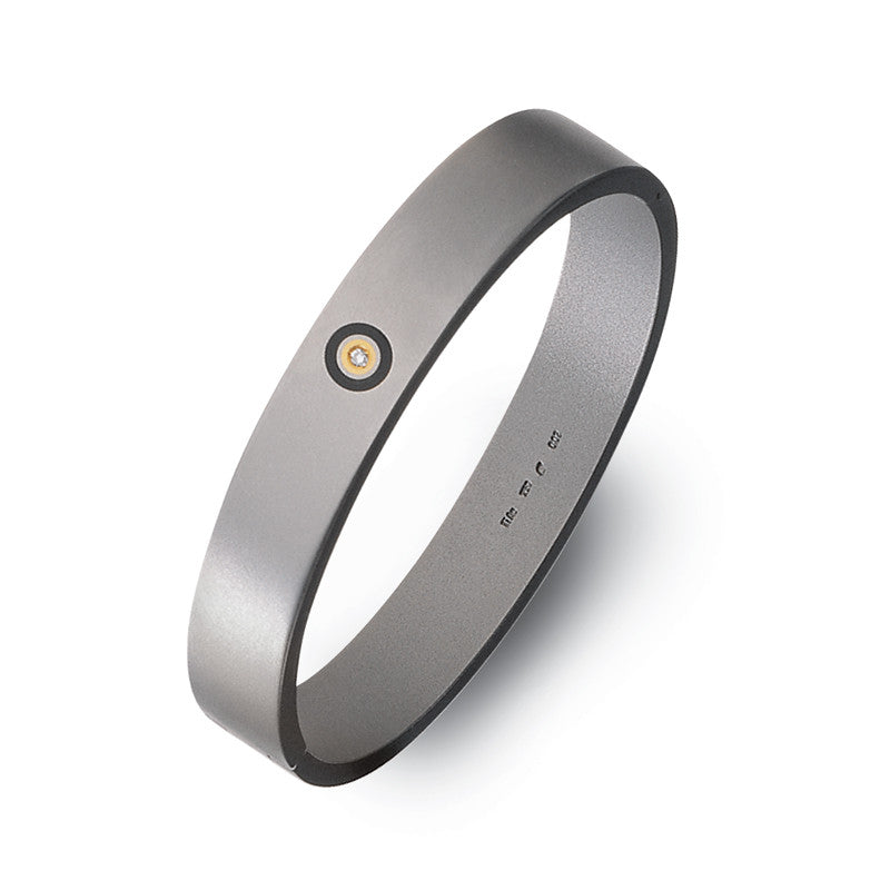 60182-01 Teno Titanium Bangle