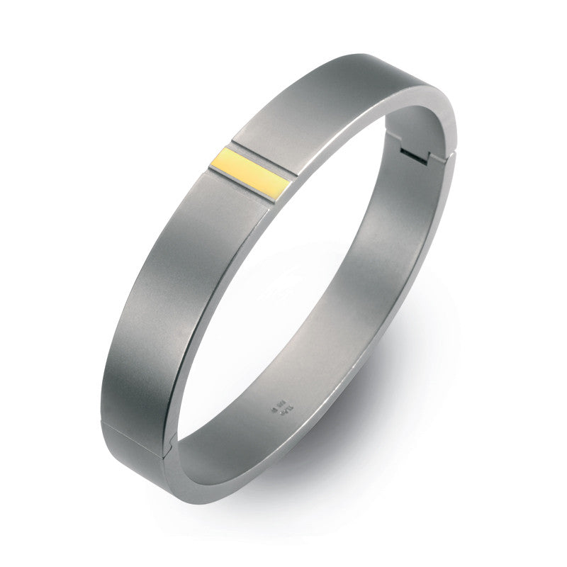 60159-01 Teno Titanium Bangle