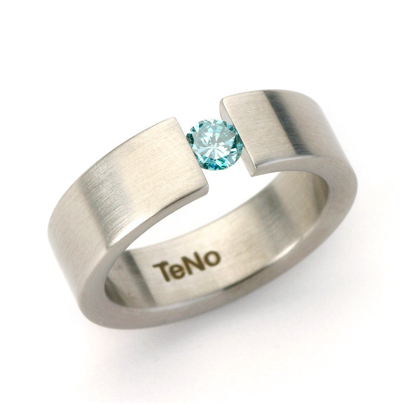 069.0225b.00 TeNo Stainless Steel Ring