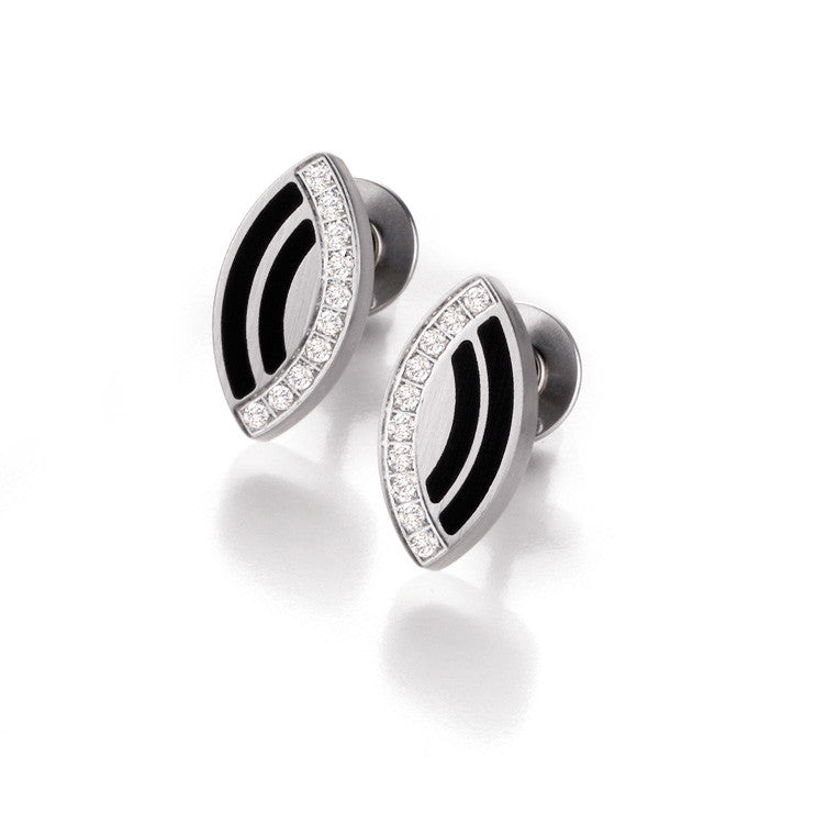 034.12P03.D38 TeNo Steel Earrings