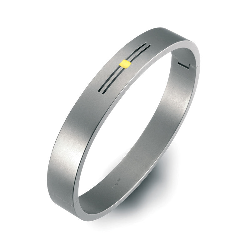 60185-01 Teno Titanium Bangle