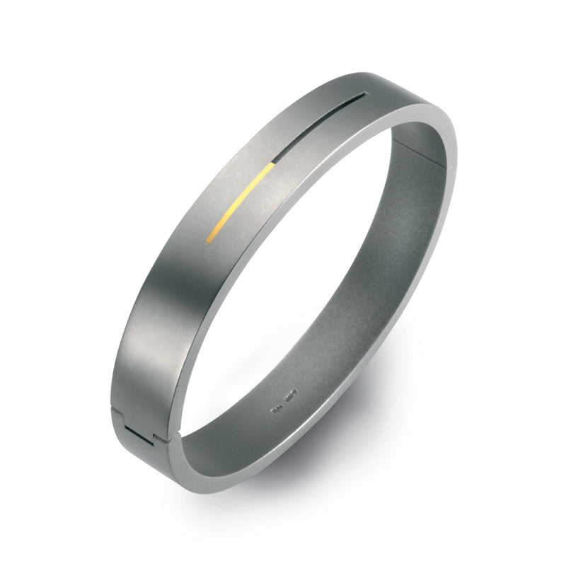 60167-01 Teno Titanium Bangle