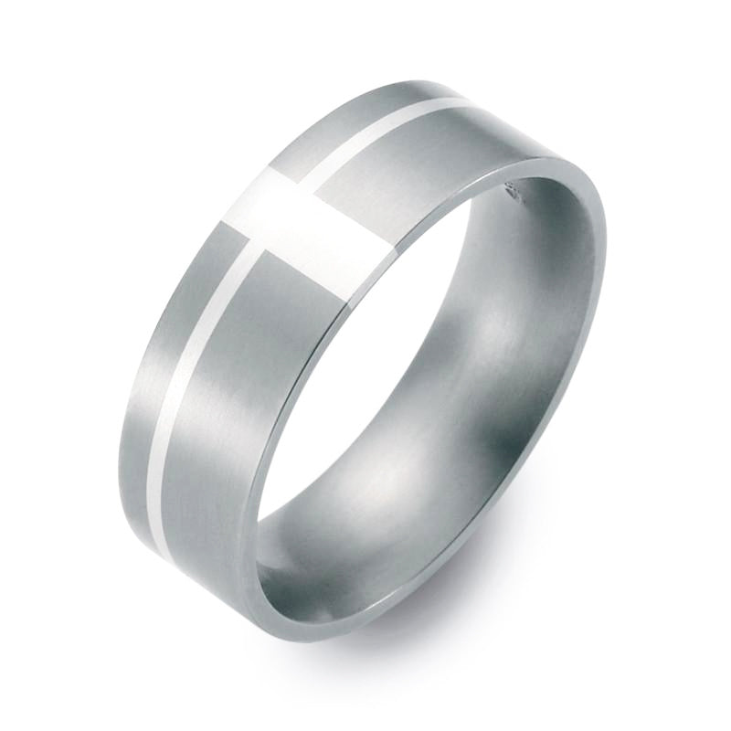 sb50934-01 Stainless Steel Ring