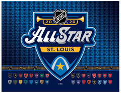 2019 NHL All Star Game Pub Tables and Wall Decor