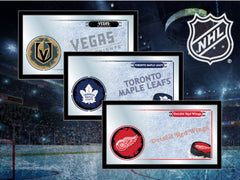 NHL Collector Mirrors