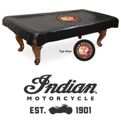 Indian Motorcycle Pool Table Covers
