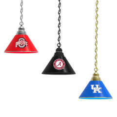 Officially Licensed NCAA Billiard Table Pendant Lights