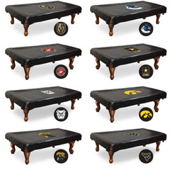 Officially Licensed Logo Pool Table Covers