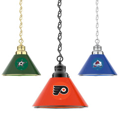 Officially Licensed NHL Game Room Billiard Table Pendant Lights
