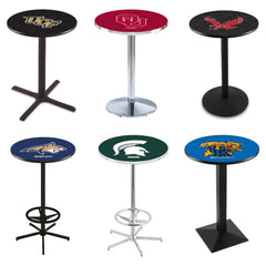College Team Pub Tables