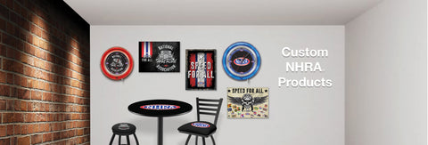 NHRA-Products-bar-stools-neon-clocks