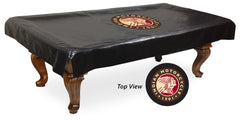 Indian Motorcycles Pool Table Cover