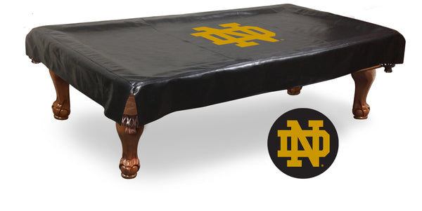 Notre Dame ND Pool Table Cover