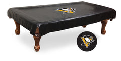 Pittsburgh Penguins Pool Table Cover