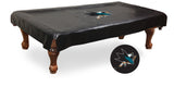 San Jose Sharks Pool Table