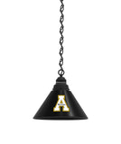 Appalachian State Billiard Table Pendant Light