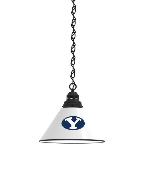 Brigham Young Billiard Table Pendant Light