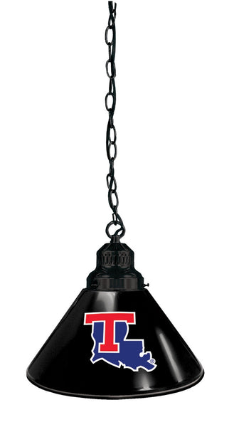 Louisiana Tech Billiard Table Pendant Light