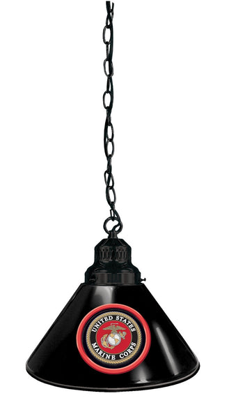 US Marine Corps Billiard Table Pendant Light