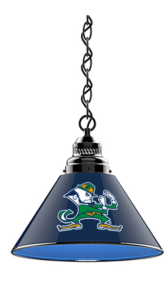 Notre Dame Leprechaun Billiard Table Pendant Light