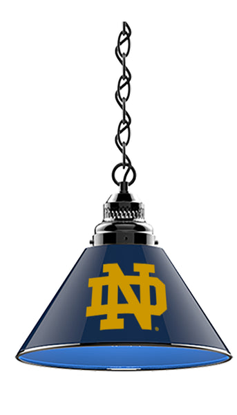 Notre Dame ND Billiard Table Pendant Light