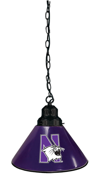 Northwestern Billiard Table Pendant Light
