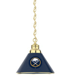Buffalo Sabres Billiard Table Pendant Light