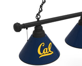 California Berkeley 3 Shade Billiard Light