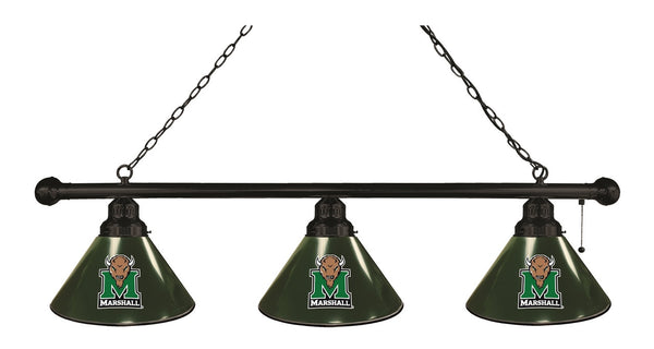 Marshall 3 Shade Billiard Light