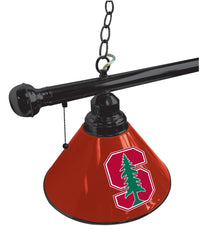 Stanford Cardinal 3 Shade Billiard Light