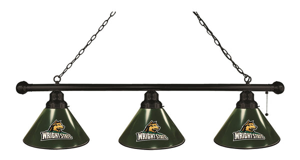 Wright State 3 Shade Billiard Light