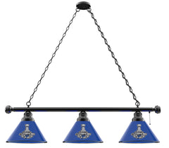 St. Louis Blues Stanley Cup 3 Shade Billiard Light