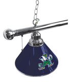 Notre Dame Leprechaun 3 Shade Billiard Light