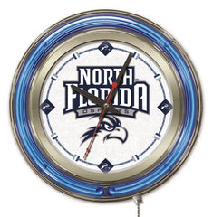 "North Florida Ospreys 15"" Neon Clock"
