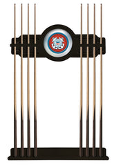 United States Coast Guard Cue Rack with Black Finish