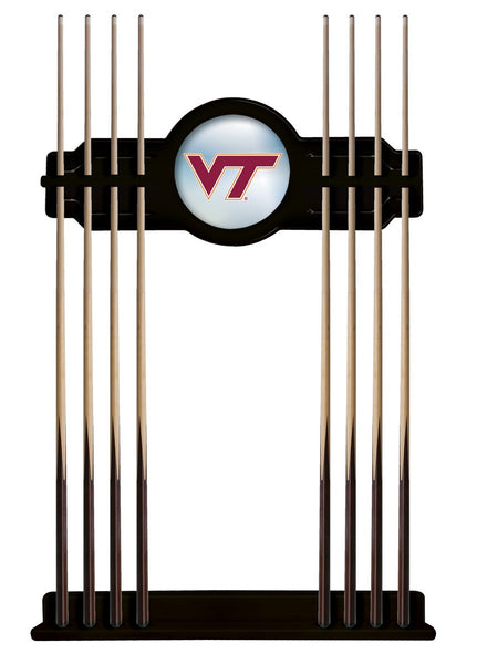 Virginia Tech Cue Rack