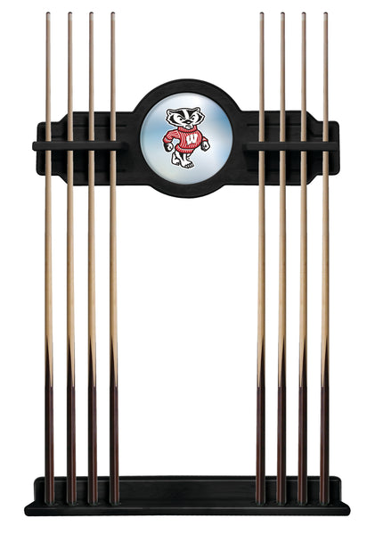 Wisconsin Badger Cue Rack
