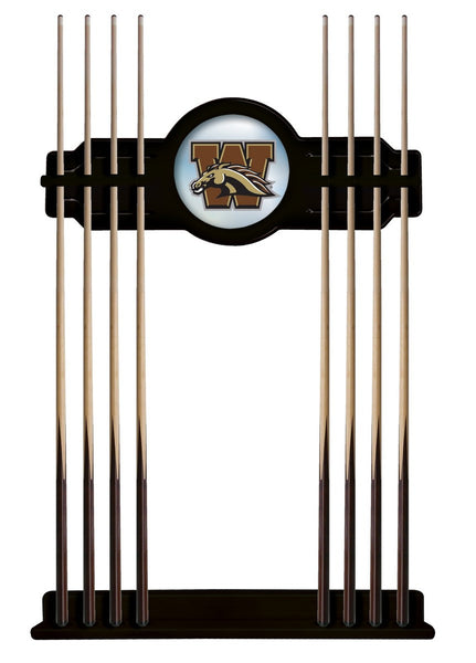Western Michigan Cue Rack