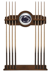 Penn State University Cue Rack with Chardonnay Finish