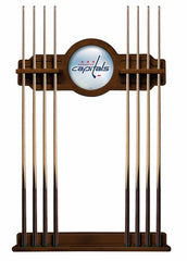 Washington Capitals Cue Rack with Chardonnay Finish