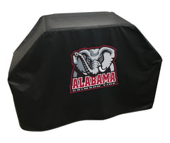 Alabama Crimson Roll Tide Elephant Grill Cover