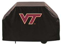 Virginia Tech Hookies Grill Cover